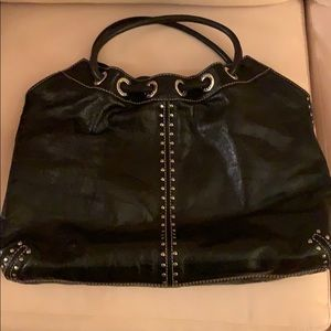 Black Michael Kors Hobo Bag
